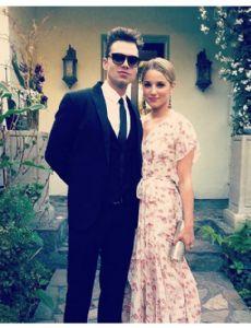 Sebastian Stan and Dianna Agron