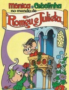Mônica e Cebolinha: No Mundo de Romeu e Julieta
