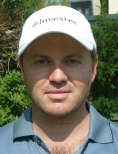 Richard Sterne (golfer)