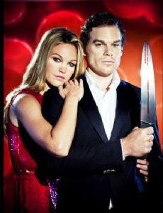 Michael C. Hall und Julia Stiles