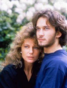 Jacqueline Bisset and Vincent Perez