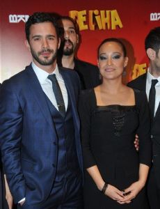 Gupse Özay and Baris Arduç