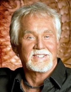 Kenny Rogers and Margo Anderson