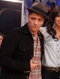 Bruno mars dating history