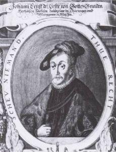 John Ernest, Duke of Saxe-Coburg