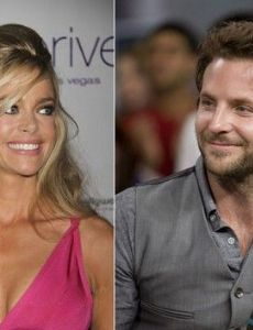 Bradley Cooper and Denise Richards