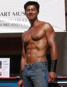 Asian american pornographic film actors