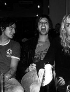 Ben Barnes and Tamsin Egerton