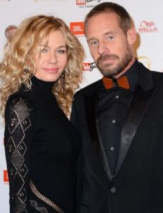 Rinke Rooyens and Katarzyna Wolejnio