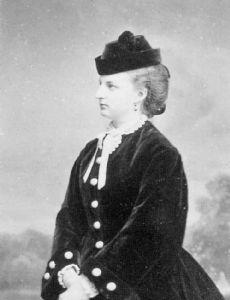 Princess Clémentine of Orléans