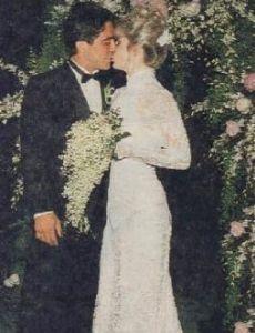 Tony Danza and Tracy Robinson