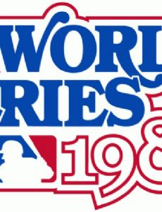 1986 World Series
