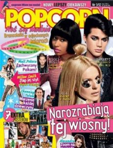 Popcorn Magazine [Poland] (March 2012)