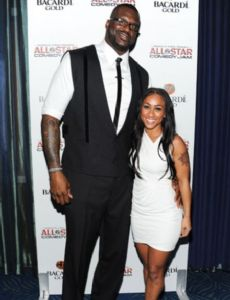Who is shaq dating now