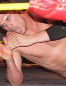 Luke Robinson (wrestler)