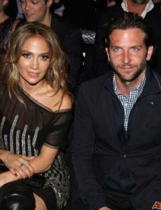 Jennifer Lopez and Bradley Cooper