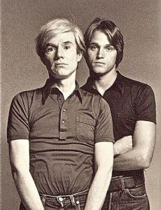 Andy Warhol Dating History - FamousFixJon Gould Warhol