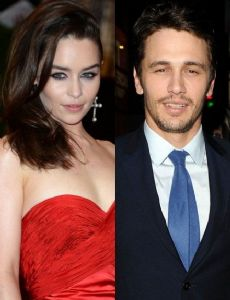 James franco girlfrien...