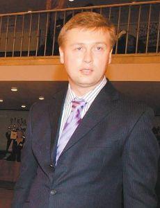 Dmitry Striukove
