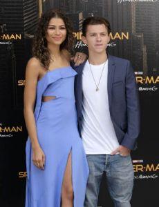 Zendaya and Tom Holland (actor)