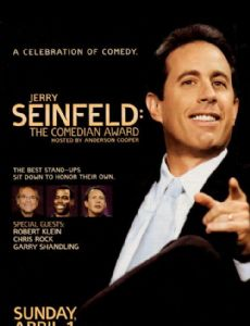 Jerry Seinfeld: The Comedian Award