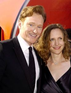Conan o brien dating history