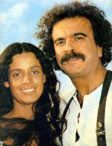 Armando Bógus and Sonia Braga