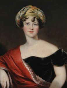 Harriet Leveson-Gower, Countess Granville