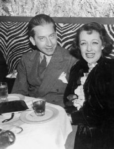 J. Paul Getty and Louise Dudley Lynch