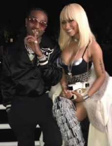 Nicki Minaj and Quavo