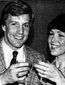 Jameson Parker and Bonnie Parker