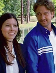 Did jessica biel dating gerard butler
