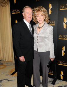 Barbara Eden and Jon Eicholtz