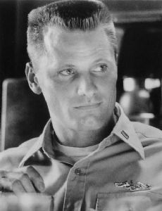 Lt. Peter 'WEAPS' Ince