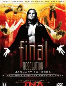 TNA Wrestling: Final Resolution