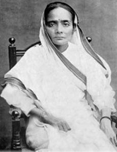 Kasturba Gandhi