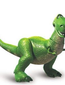 Rex the Green Dinosaur