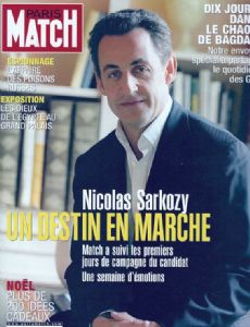 Paris Match Magazine [France]