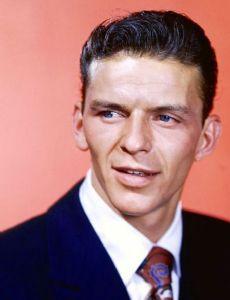 Frank Sinatra and Carol Lynley