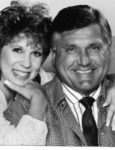 Vicki Lawrence and Alvin A. Schultz