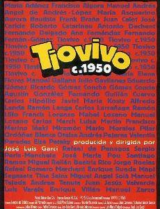 Tiovivo c. 1950
