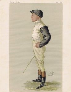 Fred Barrett (jockey)