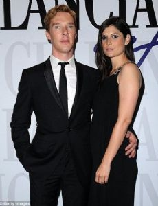 Benedict Cumberbatch Dating History