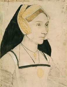 Margaret Shelton Mistress