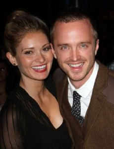 Jessica lowndes dating aaron paul
