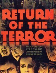 Return of the Terror