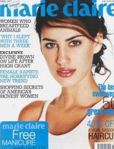 Marie Claire Magazine [United Kingdom]