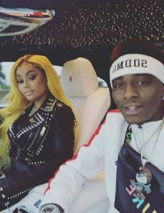 are soulja boy and diamond dating