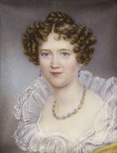 Cecilia Underwood, 1st Duchess of Inverness