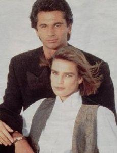 Princess Stephanie and Franco Knie
